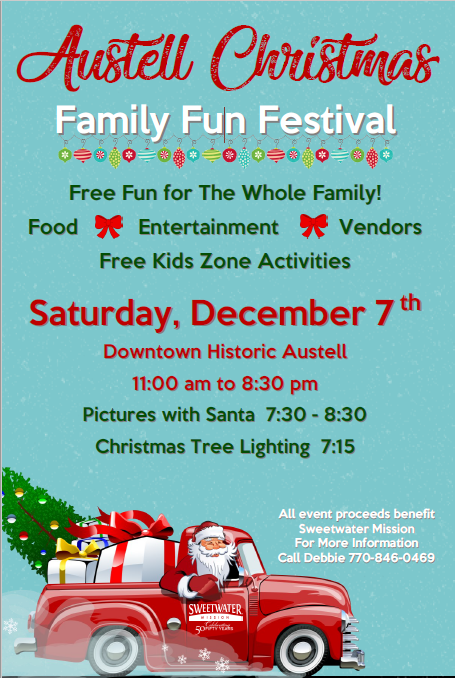 Austell Christmas Family Fun Festival