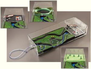 Model of stormwater demonstration